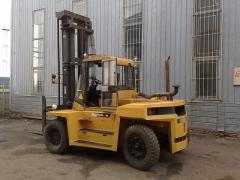 Loader for rent with a loading capacity of 7 - 12