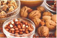Производим сортировку, очистку от примесей грецкий орех, лен, горчица, пшено