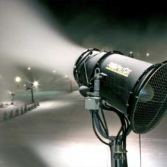 Hire of systems of snowmaking. Rent of generators