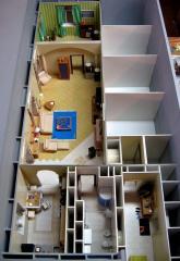 Model 2nd-level apartmen