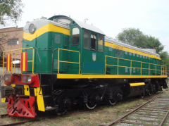 Repair of TGM-4, TEM-2 of locomotives
