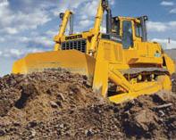 Capital repairs of the bulldozers DRESSTA TD 9, TD