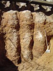 Цементация грунта