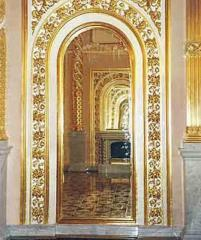 Gilding of interiors