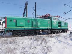 Production of spare parts to locomotives, electric