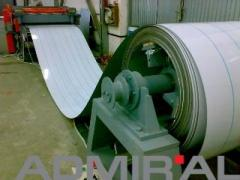 Processing of rolled aluminum