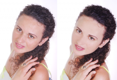Retouch and processing of photos