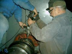Техническое руководство ремонтом паровых турбин.