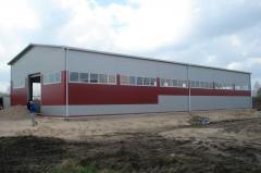 Проектирование зданий гражданского и промышленного назначения
