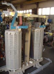 Repair of power transformers Zaporizhia,