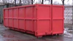 The container of 20 CBM for transportation of