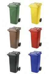 Пластиковий контейнер, 120л.Утилизация