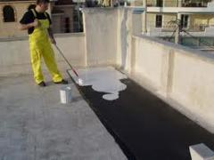 Waterproofing of buildings and constructions