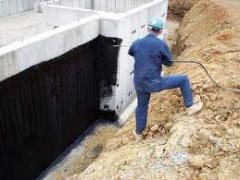 Waterproofing of cement tanks