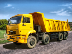 Доставка грузов автомобильная самосвалом в Киеве и Киевской области