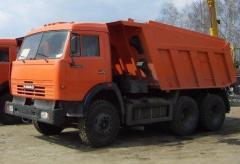 Услуги самосвала в Киеве и Киевской области.