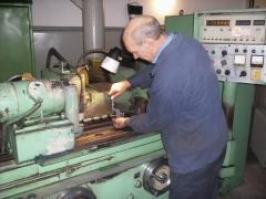Repair of the hydroequipmen