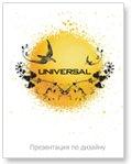 Design of the booklet, catalog, calendar, card