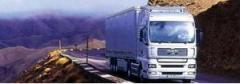 Road haulage of freights on area and Ukraine. An