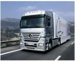 Road haulage across Ukraine and area