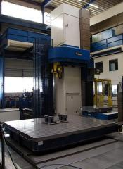Maintenance of metal-cutting machines of all