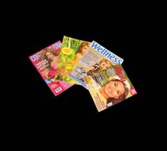 Advertizing in the magazine Lisa Otdokhni Only the