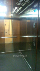 Replacement of elevators