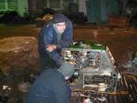 Repair of the grandma of the machine 6610, Ukraine