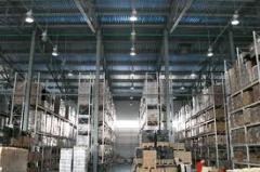 Organization of warehouse logistics