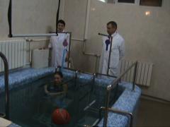 Строительство бассейнов для плавания