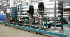 Промышленная водоподготовка,  услуги...