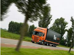Road haulage of freights on area and Ukraine.