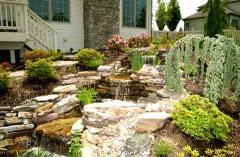 Ландшафтное проектирование сада с учетом