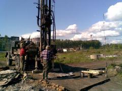 Инженерно-геологические изыскания под строительство
