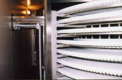Тепловизионный контроль систем заморозки и
