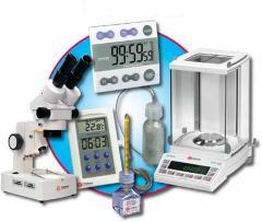 Repair of laboratory equipment, medical