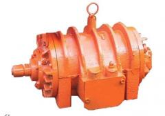 Repair of pumps of vacuum rotational