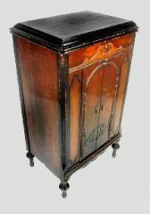 Restoration of period furniture