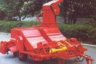 Свеклоуборочная машина БМ-6Б