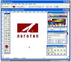 Тестирование символа и логотипа