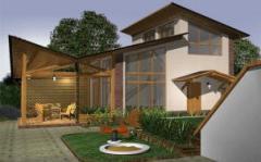 Development architectural and design projects