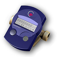Installation of Room heat meters (Kiev, Ukraine),