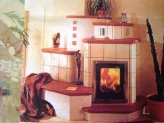 Facing of furnaces, fireplaces Kiev regional, the