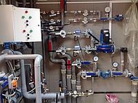 Устройство индивидуальных тепловых пунктов (ИТП)