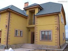 Монтаж и проектирование  вентилируемого фасада