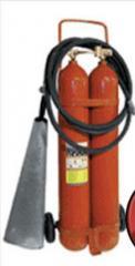 Survey of fire extinguishers