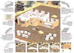 Строительство зданий по блочной системе