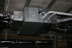 Installation of air conditioning systems