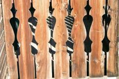 Установка заборов из дерева. Заборы любого...
