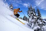 Горные лыжи в Украине